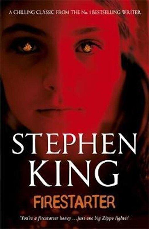Stephen King - Firestarter, Paperback -