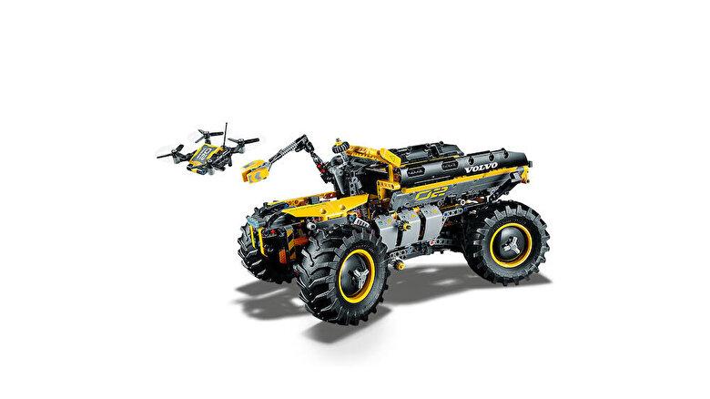 LEGO - LEGO Technic 2 in 1, Volvo Concept ZEUX 42081 -