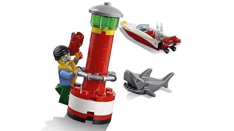 LEGO - LEGO City, Sediul central al Garzii de coasta 60167 -