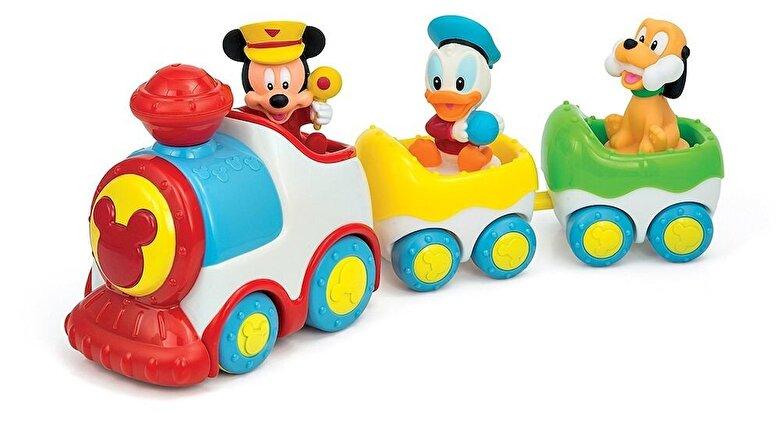 Clementoni - Tren muzical Mickey Mouse -