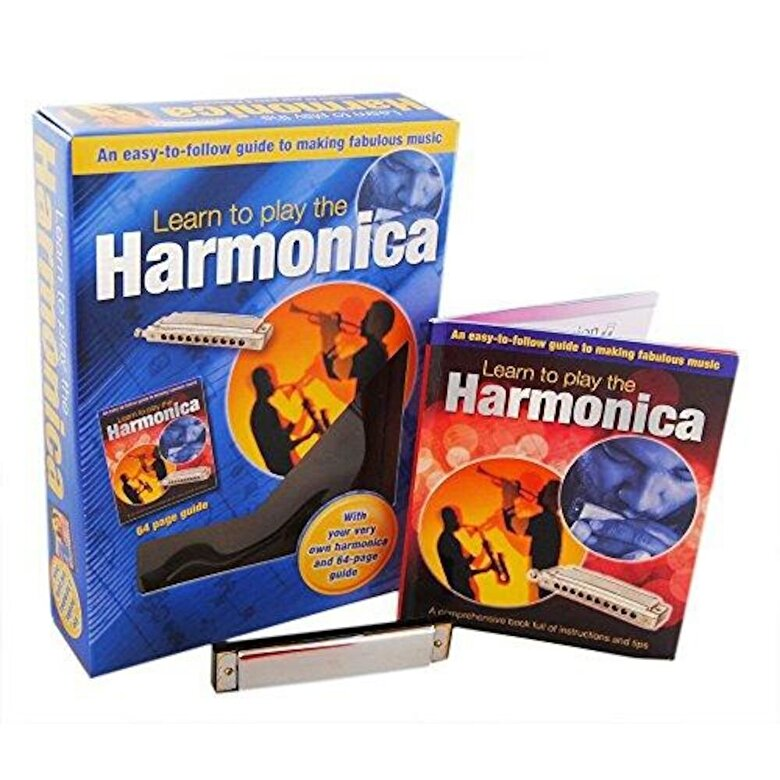 *** - Learn To Play The Harmonica -