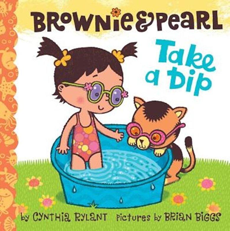 Cynthia Rylant - Brownie & Pearl Take a Dip, Hardcover -