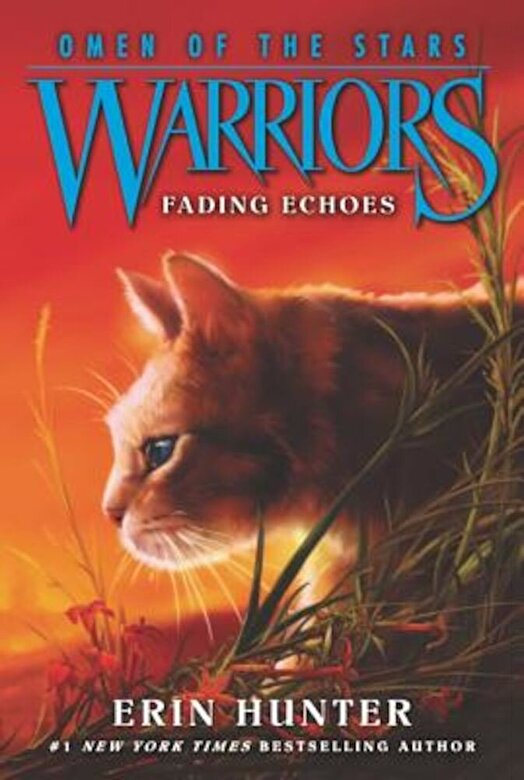Erin Hunter - Warriors: Omen of the Stars #2: Fading Echoes, Paperback -