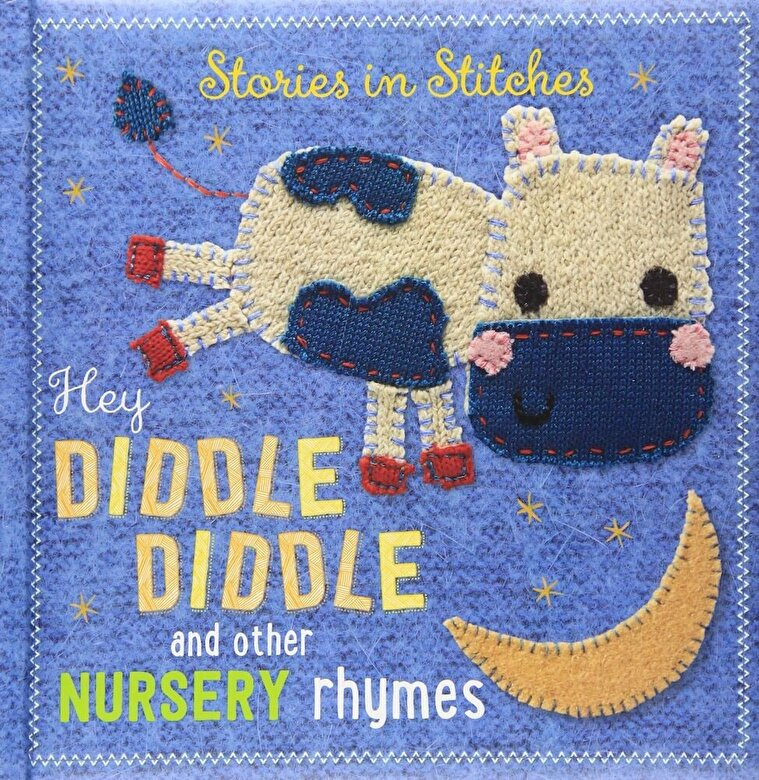 Thomas Nelson - Hey Diddle Diddle and Other Nursery Rhymes, Hardcover -