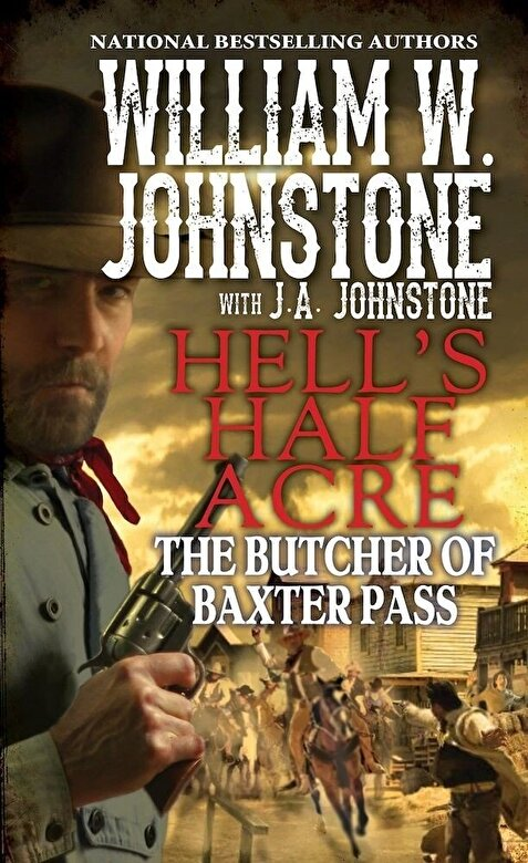 William W. Johnstone - The Butcher of Baxter Pass, Paperback -