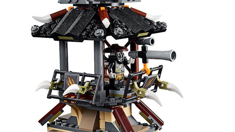 LEGO - LEGO Ninjago, Groapa Dragonilor 70655 -