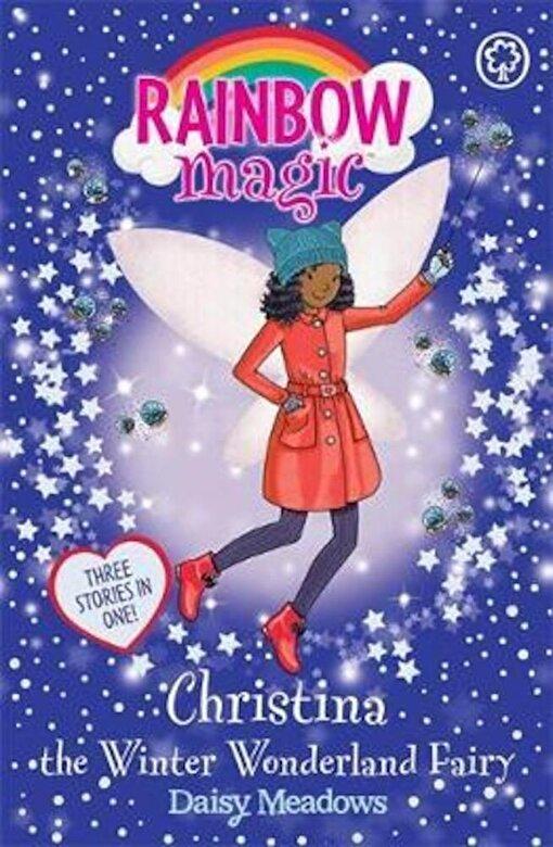 Daisy Meadows - Rainbow Magic: Christina the Winter Wonderland Fairy, Paperback -