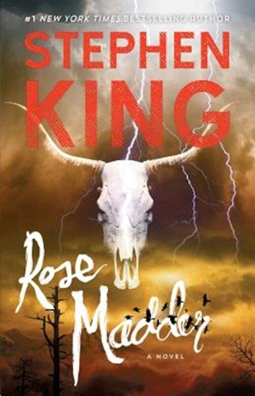 Stephen King - Rose Madder, Paperback -