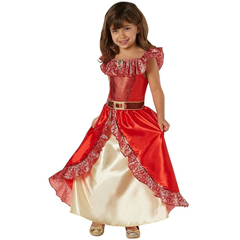Rubies - Costum Elena din Avalor Editie de lux, marime L -