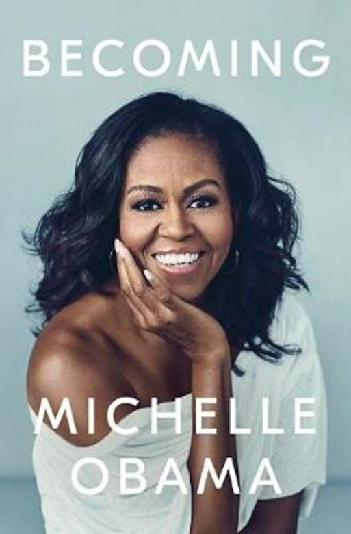 Michelle Obama - Becoming, Hardcover -