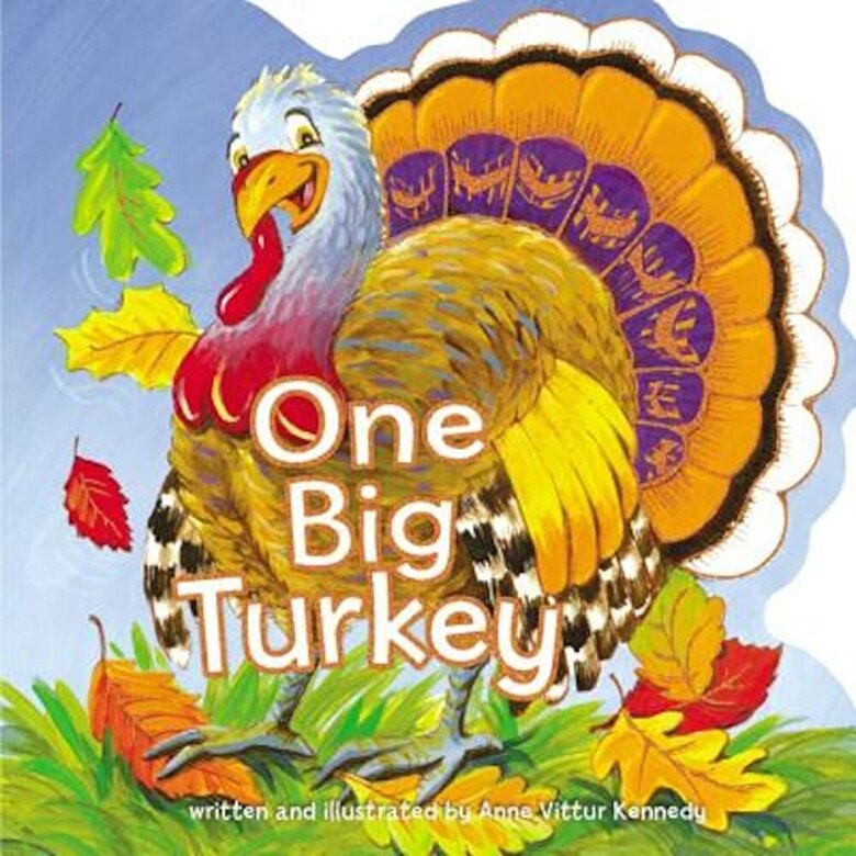 Anne Vittur Kennedy - One Big Turkey -