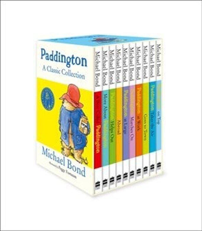 Michael Bond - Paddington: A Classic Collection -