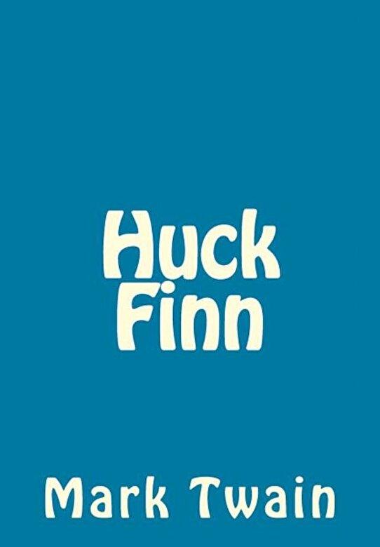Mark Twain - Huck Finn, Paperback -