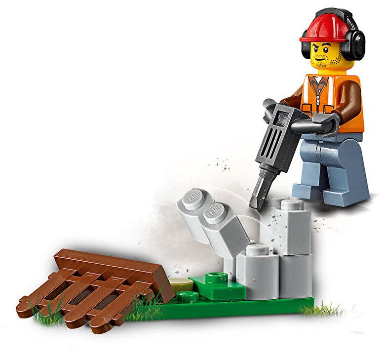 LEGO - LEGO City, Incarcator pentru constructii 60219 -