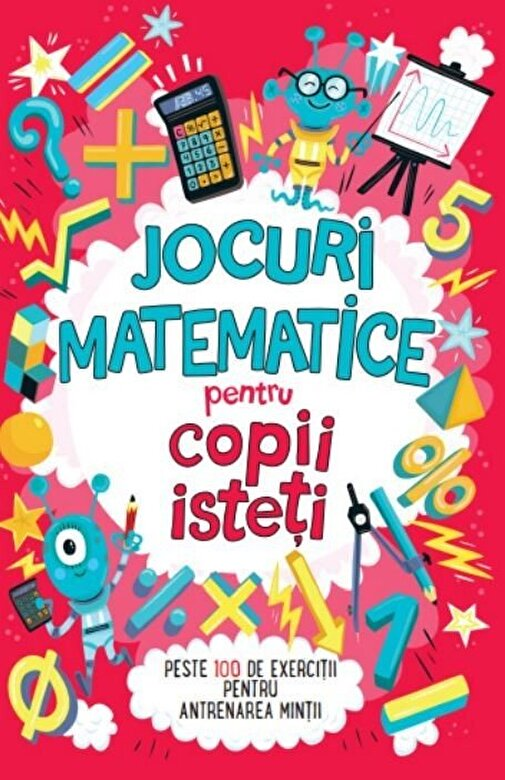 *** - Jocuri matematice pentru copii isteti -