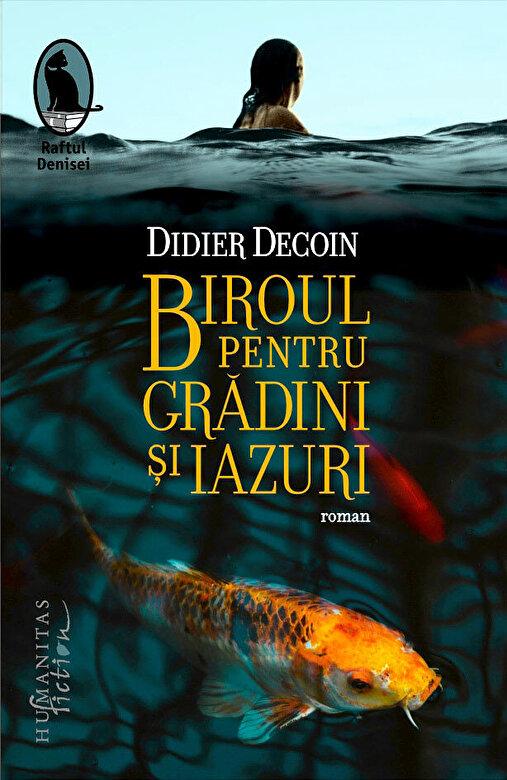 Didier Decoin - Biroul pentru Gradini si Iazuri -
