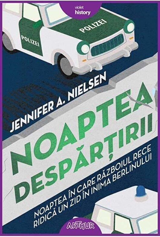 Nielsen Jennifer A. - Noaptea despartirii -
