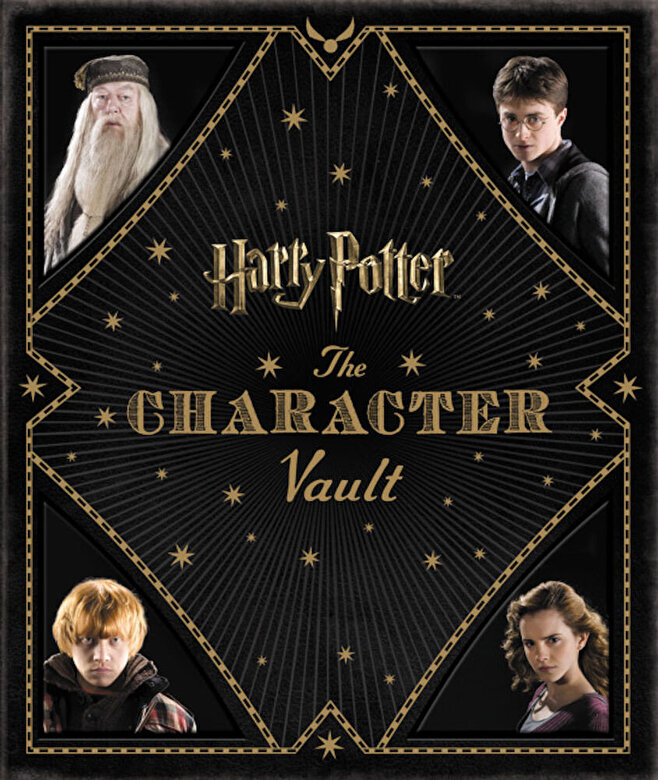 Jody Revenson - Harry Potter - The Character Vault -