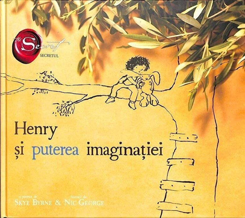 Skye Byrne, Nic George - Henry si puterea imaginatiei -