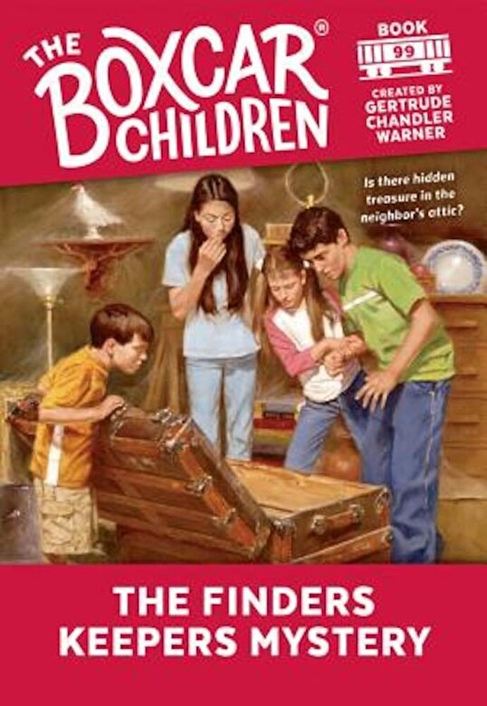 Gertrude Chandler Warner - The Finders Keepers Mystery, Paperback -