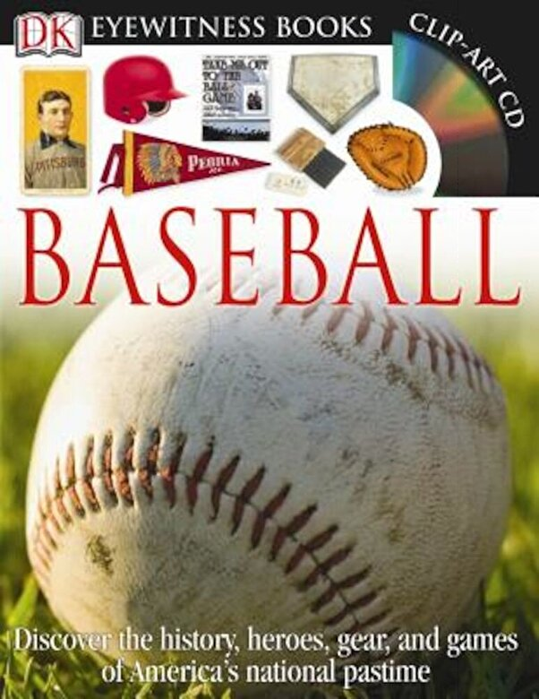James Buckley - Baseball [With CDROM], Hardcover -