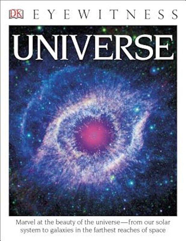DK - DK Eyewitness Books: Universe, Paperback -