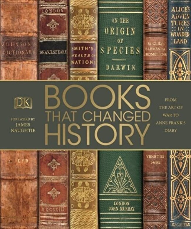 - Books That Changed History -