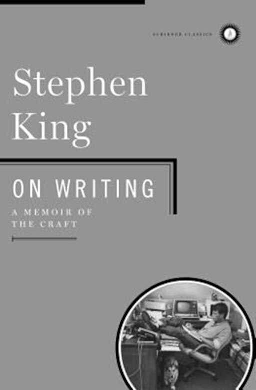 Stephen King - On Writing: A Memoir of the Craft, Hardcover -