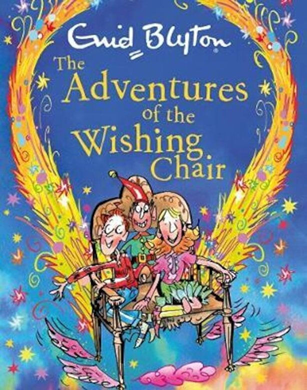 Enid Blyton - Adventures of the Wishing-Chair gift edition, Hardcover -