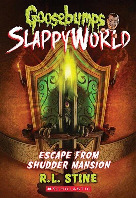 R. L. Stine - Escape from Shudder Mansion, Paperback -