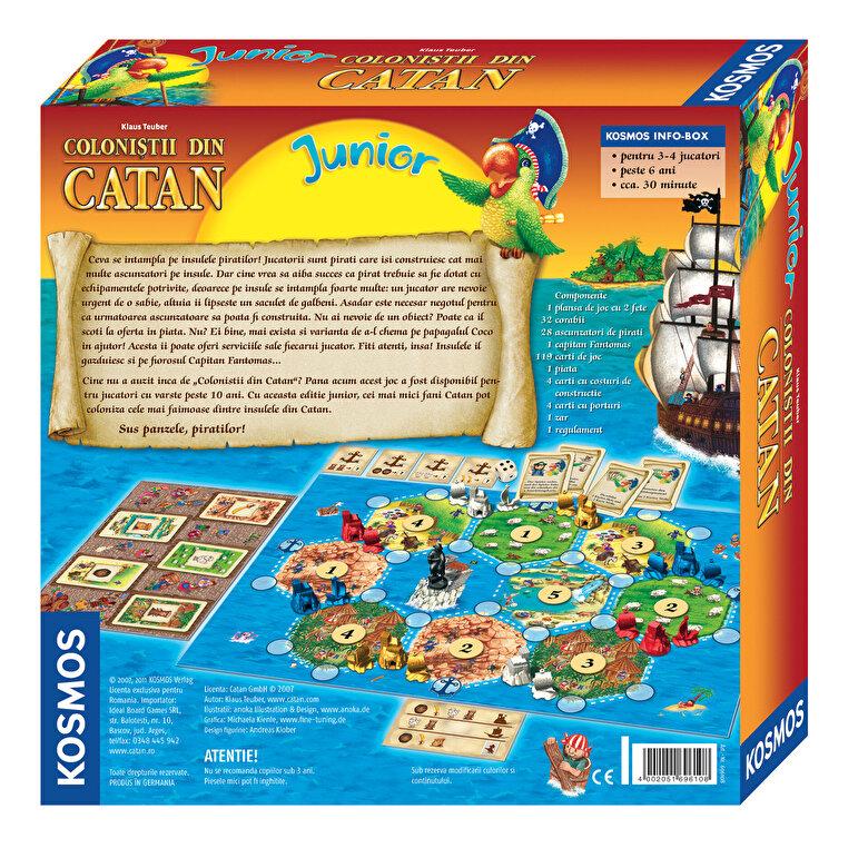 Kosmos - Colonistii din Catan - Junior -