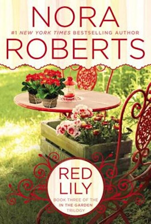 Nora Roberts - Red Lily, Paperback -