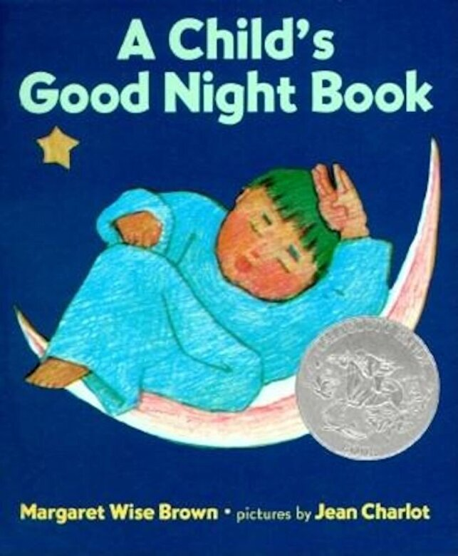 Margaret Wise Brown - A Child's Good Night Book Board Book, Hardcover -