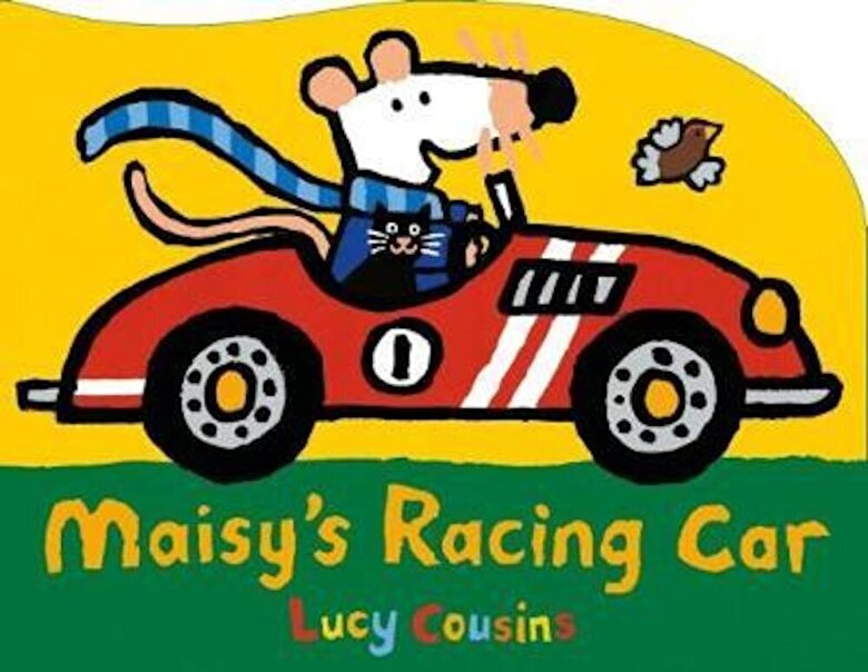 Lucy Cousins - Maisy's Racing Car, Hardcover -