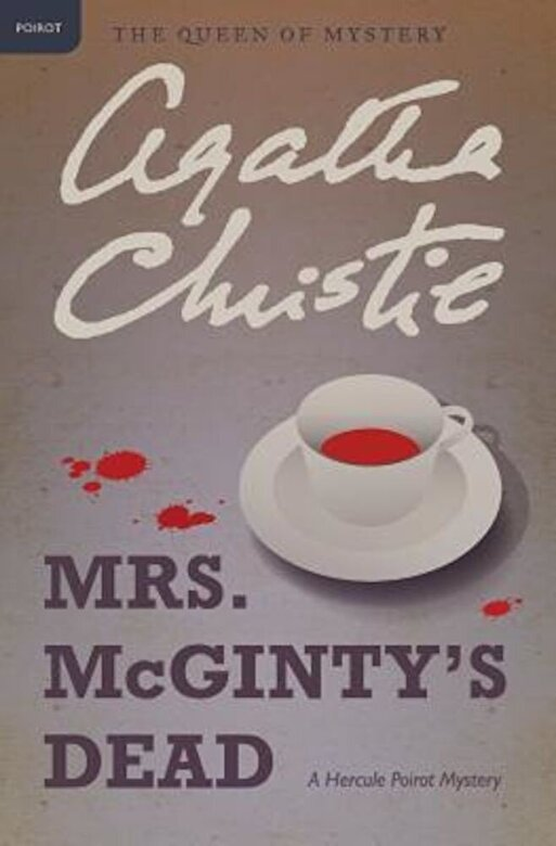 Agatha Christie - Mrs. McGinty's Dead, Paperback -