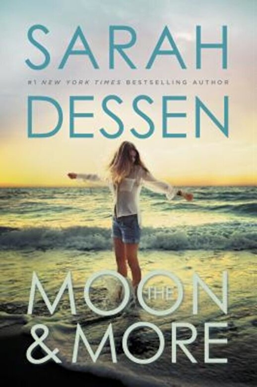 Sarah Dessen - The Moon and More, Paperback -