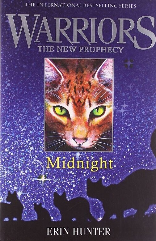 Erin Hunter - Midnight (Warriors: The New Prophecy) -