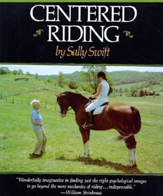 Sally Swift - Centered Riding, Hardcover -