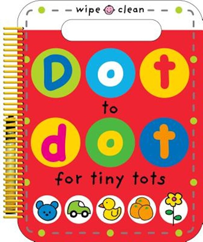 Roger Priddy - Dot to Dot for Tiny Tots, Paperback -