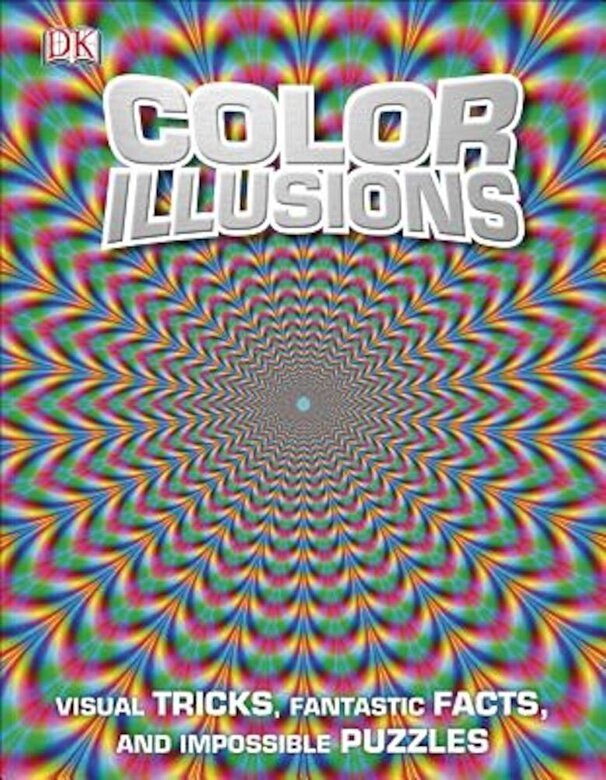 DK Publishing - Color Illusions, Hardcover -