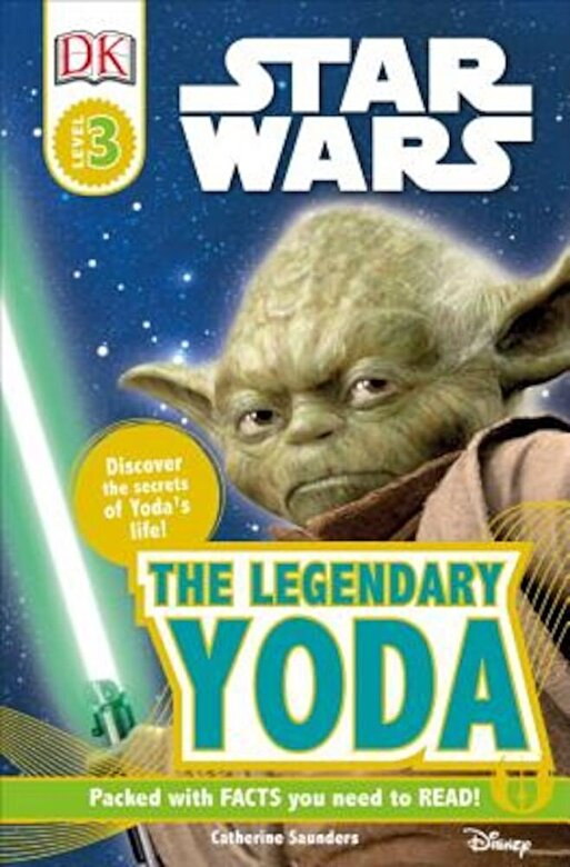 Catherine Saunders - DK Readers L3: Star Wars: The Legendary Yoda, Paperback -