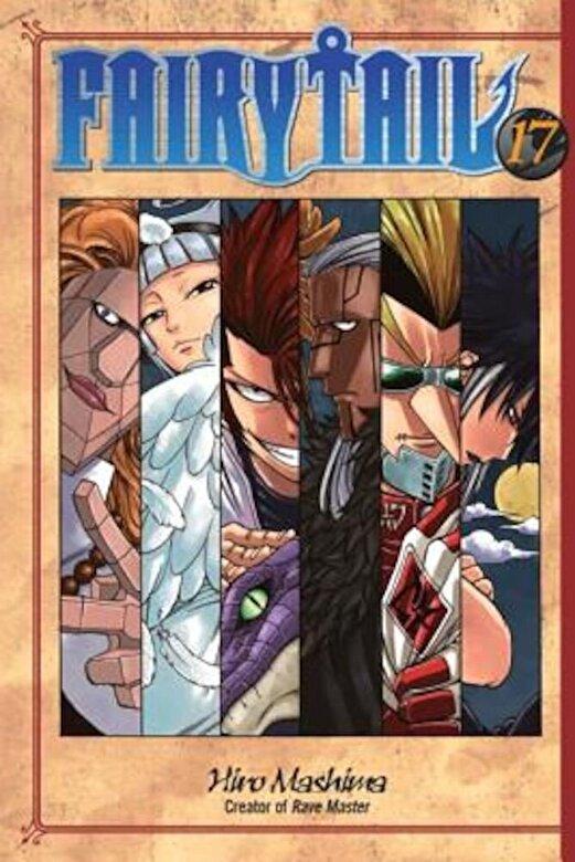 Hiro Mashima - Fairy Tail V17, Paperback -