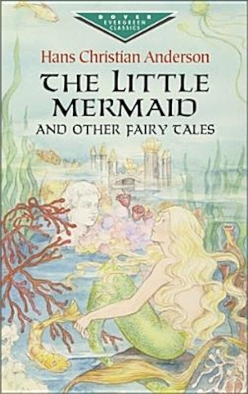Hans Christian Andersen - The Little Mermaid and Other Fairy Tales, Paperback -