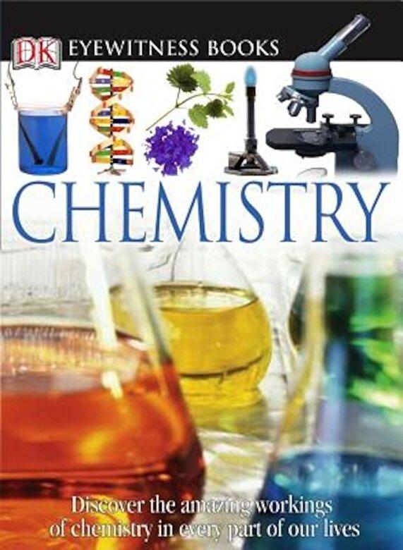 Ann Newmark - DK Eyewitness Books: Chemistry, Hardcover -