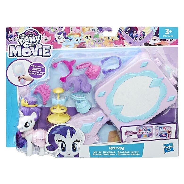 My Little Pony - My Little Pony - Set de joaca cu accesorii Rarity -