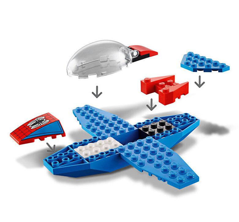 LEGO - LEGO Super Heroes, Spider-Man: Doc Ock si furtul diamantelor 76134 -