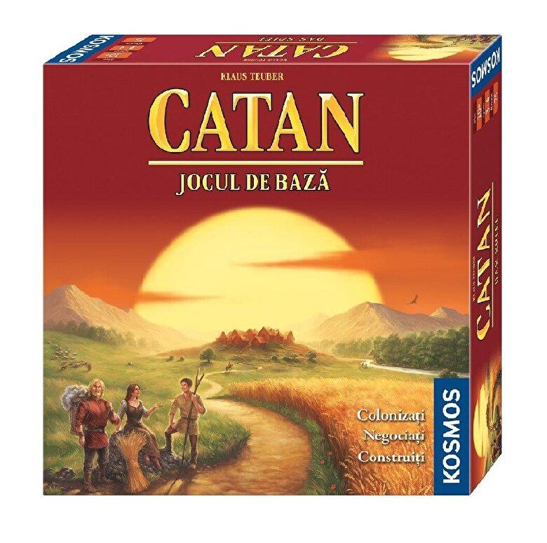 Kosmos - Catan - jocul de baza -