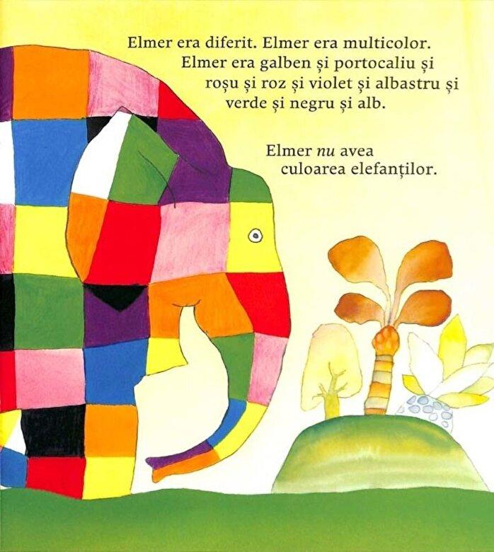 David McKee - Elefantul Elmer -