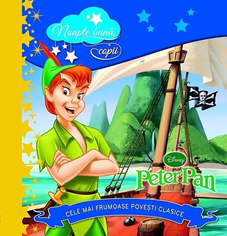 *** - Noapte buna, copii! Peter Pan -