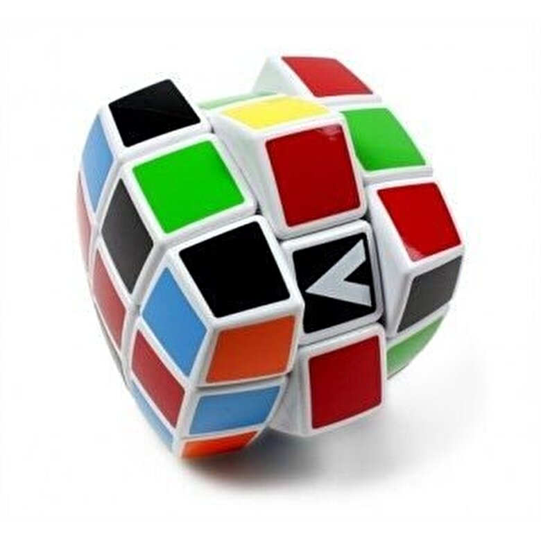 V-Cube - Cub V-Cube 3x3x3, format rotunjit -